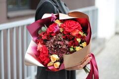 Магазин цветов Cvetok.by Букет «Золотая пора»