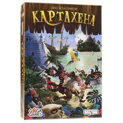 Магазин настольных игр GaGaGames Настольная игра «Картахена»