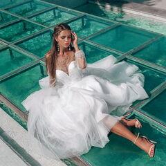 Свадебный салон Aivi Свадебное платье Ines (My Angel)
