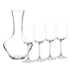 Подарок Nachtmann Набор для вина Vivendi, 5 предметов (декантер + 4 бокала)