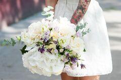 Магазин цветов Цветы на Киселева Букет «Сиреневый туман»