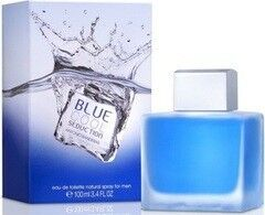 Парфюмерия Antonio Banderas Туалетная вода Blue Cool Seduction men, 100 мл