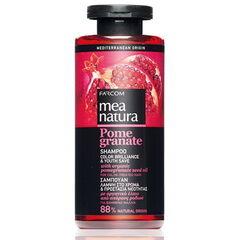 Уход за волосами Farcom Шампунь для окрашенных волос Mea natura Pomegranate 300ml