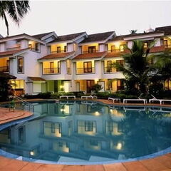 Туристическое агентство EcoTravel Пляжный авиатур в Индию, Гоа, Resort Lagoa Azul 3*