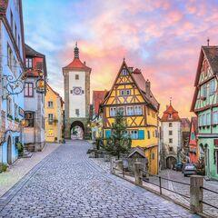 Туристическое агентство АлиВия Трэвел Автобусный экскурсионный тур «Путешествие в Германию»