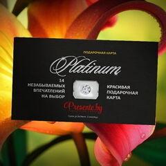 Магазин подарочных сертификатов Egoist&ka Подарочная карта «Beauty Platinum»