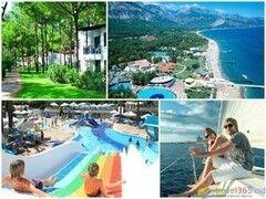 Туристическое агентство Отдых и Туризм Турция, Кемер, Средиземное море