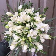Магазин цветов Lia Букет «Свадебный-3»