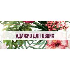 Магазин подарочных сертификатов Falcon Club SPA Подарочный сертификат «Адажио для двоих»