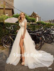 Свадебный салон Vanilla room Свадебное платье Доротея