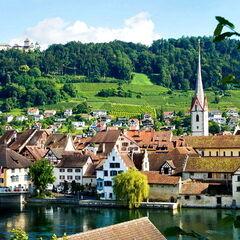 Туристическое агентство Фиорино Экскурсионный авиатур «Италия - Швейцария - Лихтенштейн» (маршрут №2)
