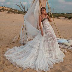 Свадебное платье напрокат Rara Avis Свадебное платье Wild Soul Mina