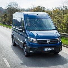 Прокат авто Аренда микроавтобуса Volkswagen Crafter 35 2018 г.