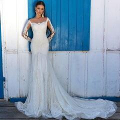 Свадебный салон Aivi Свадебное платье Lazaro (Love Repablic)