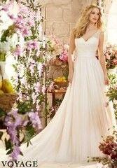 Свадебное платье напрокат Mori Lee Свадебное платье 6805