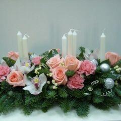 Магазин цветов Долина цветов Рождественское чудо