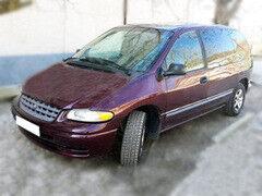 Прокат авто Прокат авто Chrysler Voyager