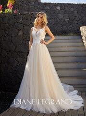 Свадебный салон Diane Legrand Платье свадебное Nola