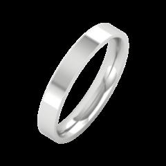 Ювелирный салон ZORKA Обручальное кольцо 193002/W