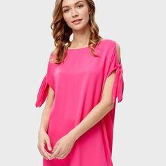 Платье женское O'stin Платье с открытыми плечами LR4S83-X5