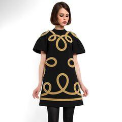 Платье женское Pintel™ Платье А-силуэта из натуральной шерсти Jolainné