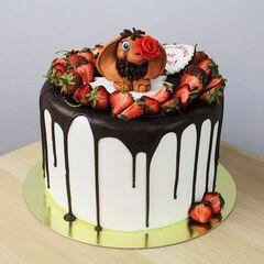 Торт Заказторта.бай Тематический торт №7