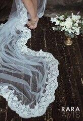 Свадебный аксессуар Rara Avis Фата №15