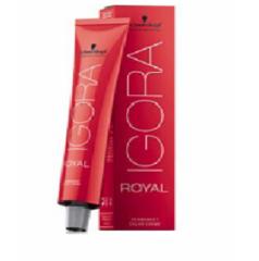 Уход за волосами Schwarzkopf Перманентный крем-краситель для волос Igora Royal