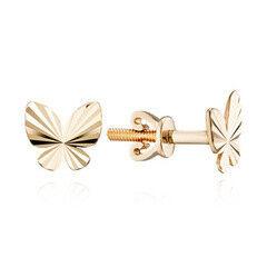 Ювелирный салон Jeweller Karat Серьги золотые арт. 1023744/9