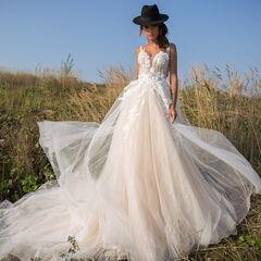 Свадебный салон Aivi Свадебное платье Jane (New Collection)