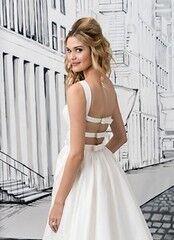 Свадебное платье напрокат Justin Aleksander Свадебное платье 7788