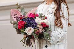 Магазин цветов Цветы на Киселева Букет «Стремительный»