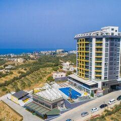 Туристическое агентство Отдых и Туризм Пляжный aвиатур в Турцию, Аланья, Campus Hill Hotel 5*