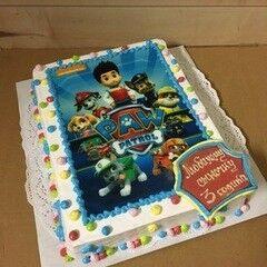 Торт МЕГАТОРТ Торт «Сыну 3 года»