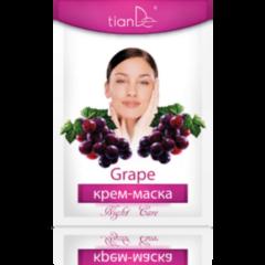 Уход за лицом tianDe Крем-маска ночная с виноградом
