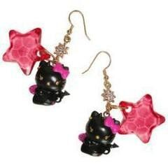 Бижутерия Sanrio Серьги «Hello Kitty» 967637
