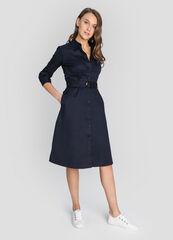 Платье женское O'stin Платье-рубашка с роговой пряжкой LR4W81-68