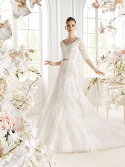 Свадебное платье напрокат Avenue Diagonal (Pronovias) Свадебное платье Parsefal