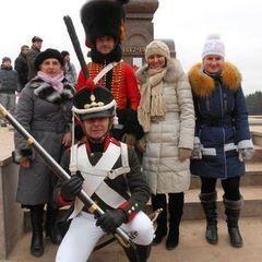 Организация экскурсии Сити Бас Экскурсия-реконструкция «Война 1812 года на Борисовщине»