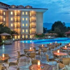 Туристическое агентство EcoTravel Пляжный авиатур в Турцию, Кемер, Akka Claros Hotel 4*