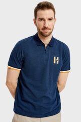 Кофта, рубашка, футболка мужская O'stin Поло из джерси MT1S98-68