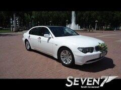Аренда авто BMW 7 Series E66