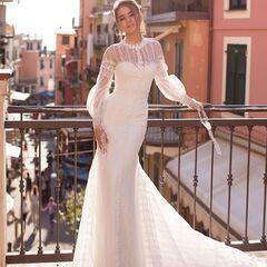 Свадебный салон Ange Etoiles Платье свадебное Ali Damore  Ida