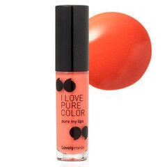 Декоративная косметика The Face Shop Увлажняющий блеск для губ Lovely ME:EX Pure My Lips Juicy Peach