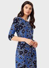 Платье женское O'stin Платье с цветочным принтoм LR4T31-68