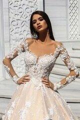 Свадебный салон Pollardi Платье свадебное Turhan