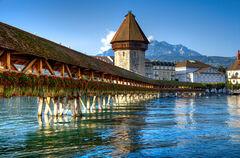 """Туристическое агентство Сэвэн Трэвел Тур """"Швейцарские пальмы, альпийские пляжи и копченое пиво..."""""""