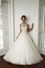 Свадебное платье напрокат Madeline Gardner New York Платье свадебное Coco 51022