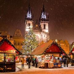 Туристическое агентство Фиорино Автобусный тур «Супер Прага! Рождество!»