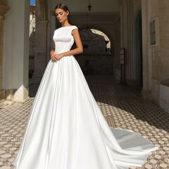 Свадебный салон Aivi Свадебное платье Blanca (Love Repablic)
